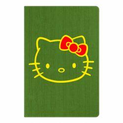 Блокнот А5 Hello Kitty logo
