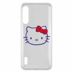 Чохол для Xiaomi Mi A3 Hello Kitty logo