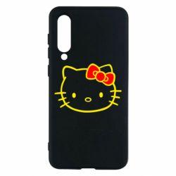 Чехол для Xiaomi Mi9 SE Hello Kitty logo