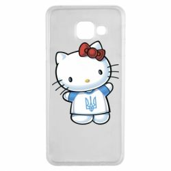 Чехол для Samsung A3 2016 Hello Kitty UA