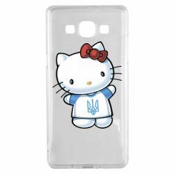 Чехол для Samsung A5 2015 Hello Kitty UA