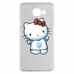 Чехол для Samsung A5 2016 Hello Kitty UA