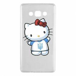 Чехол для Samsung A7 2015 Hello Kitty UA