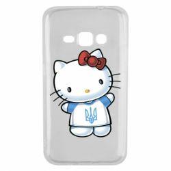 Чехол для Samsung J1 2016 Hello Kitty UA