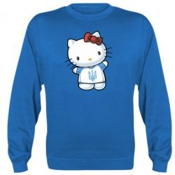 Реглан (свитшот) Hello Kitty UA - FatLine