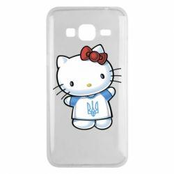 Чехол для Samsung J3 2016 Hello Kitty UA