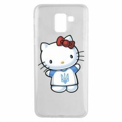 Чехол для Samsung J6 Hello Kitty UA