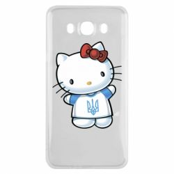 Чехол для Samsung J7 2016 Hello Kitty UA