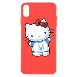 Чехол для iPhone Xs Max Hello Kitty UA