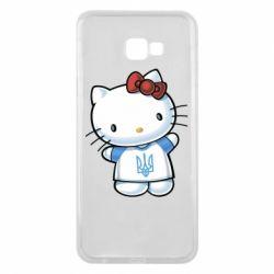 Чехол для Samsung J4 Plus 2018 Hello Kitty UA
