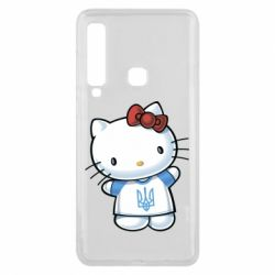 Чехол для Samsung A9 2018 Hello Kitty UA