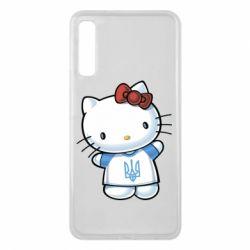 Чехол для Samsung A7 2018 Hello Kitty UA