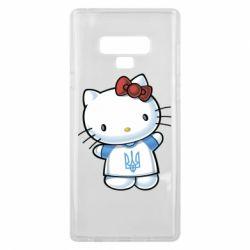 Чехол для Samsung Note 9 Hello Kitty UA