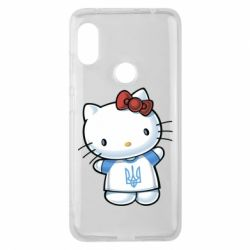 Чехол для Xiaomi Redmi Note 6 Pro Hello Kitty UA