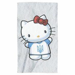 Полотенце Hello Kitty UA