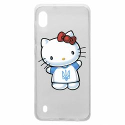Чехол для Samsung A10 Hello Kitty UA