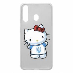 Чехол для Samsung A60 Hello Kitty UA