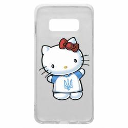Чехол для Samsung S10e Hello Kitty UA