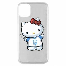 Чехол для iPhone 11 Pro Hello Kitty UA