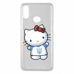 Чехол для Samsung A10s Hello Kitty UA