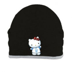 Шапка Hello Kitty UA