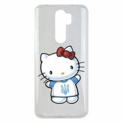 Чехол для Xiaomi Redmi Note 8 Pro Hello Kitty UA