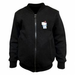Детский бомбер Hello Kitty UA