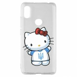 Чехол для Xiaomi Redmi S2 Hello Kitty UA