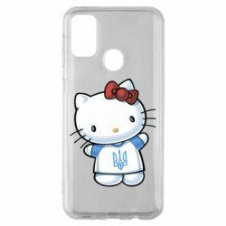 Чехол для Samsung M30s Hello Kitty UA