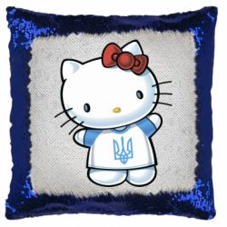 Подушка-хамелеон Hello Kitty UA