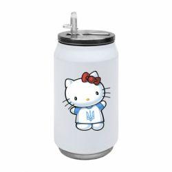 Термобанка 350ml Hello Kitty UA
