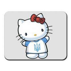 Коврик для мыши Hello Kitty UA - FatLine