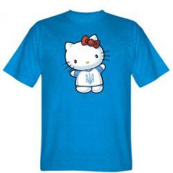 Мужская футболка Hello Kitty UA - FatLine