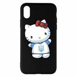 Чехол для iPhone X/Xs Hello Kitty UA