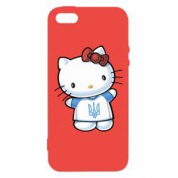 Чехол для iPhone5/5S/SE Hello Kitty UA