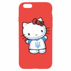 Чехол для iPhone 6/6S Hello Kitty UA