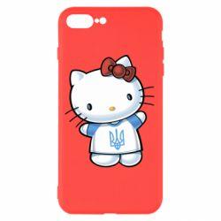 Чехол для iPhone 7 Plus Hello Kitty UA