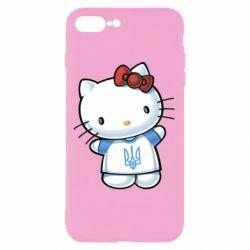 Чехол для iPhone 8 Plus Hello Kitty UA