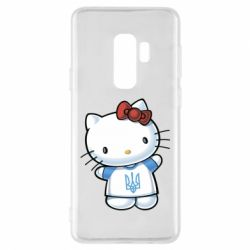 Чехол для Samsung S9+ Hello Kitty UA