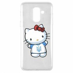 Чехол для Samsung A6+ 2018 Hello Kitty UA