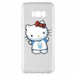 Чехол для Samsung S8+ Hello Kitty UA