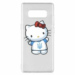 Чехол для Samsung Note 8 Hello Kitty UA