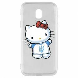 Чехол для Samsung J3 2017 Hello Kitty UA