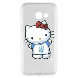 Чехол для Samsung A3 2017 Hello Kitty UA