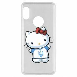 Чехол для Xiaomi Redmi Note 5 Hello Kitty UA