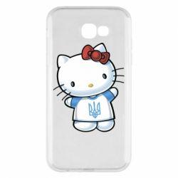 Чехол для Samsung A7 2017 Hello Kitty UA