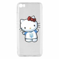 Чехол для Xiaomi Mi5/Mi5 Pro Hello Kitty UA