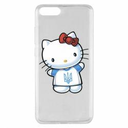 Чехол для Xiaomi Mi Note 3 Hello Kitty UA