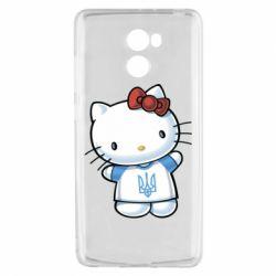 Чехол для Xiaomi Redmi 4 Hello Kitty UA