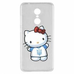 Чехол для Xiaomi Redmi 5 Hello Kitty UA